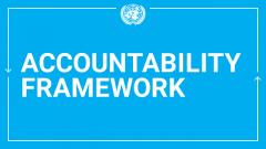Accountability Framework